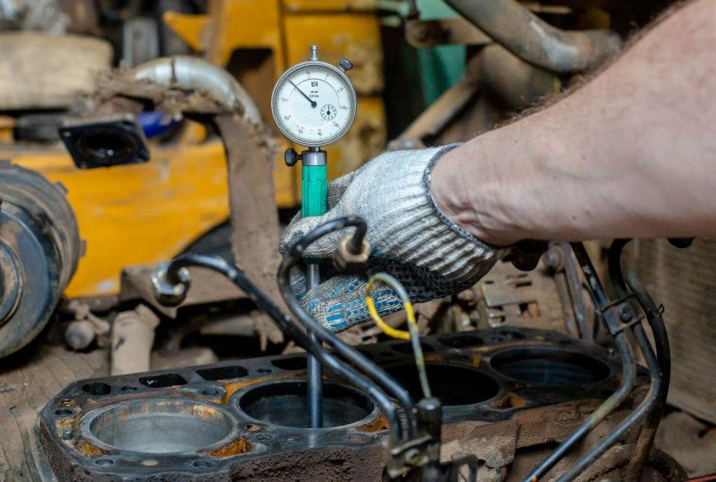 ремонт двигателей погрузчиков